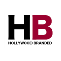 Hollywood Branded Logo Large