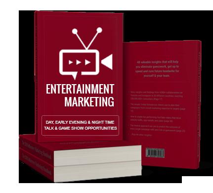 entertainment talk show guide