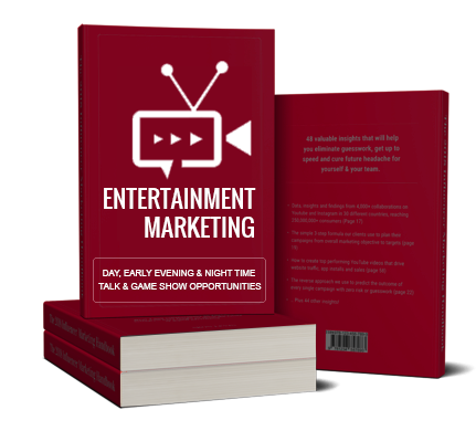 entertainment talk show guide