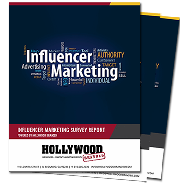 official influencer marketing survey book